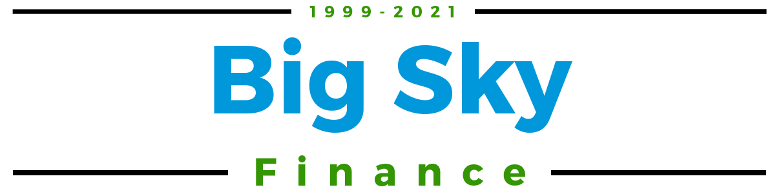 Big Sky Finance